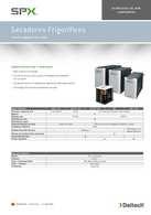 Catálogo Secador Híbrido DELTECH DHD