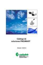 Catálogo de componentes PNEUMAKIT